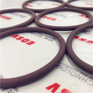 Nitrile Rubber Seals Buna-N Molded in One PC Large Size O-Rings pictures & photos