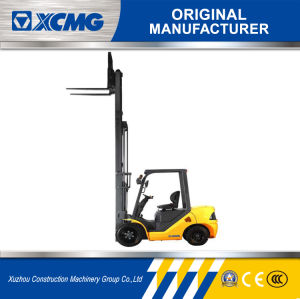 XCMG Official Manufacturer Fd30t  3ton Forklift for Sale pictures & photos