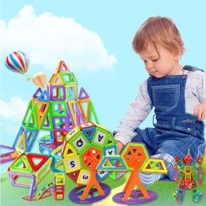 Wholesale 3D Educaional Magnetic Kids DIY Toys pictures & photos
