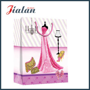 Low Price Factory Custom Logo Printed Cheap Paper Wedding Bag pictures & photos