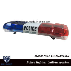 47 Inch Police Lightbar/12V Police Lightbar Police Wagon Car Lightbar Waterproof LED Warning Light Bar pictures & photos
