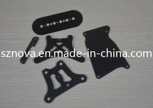 3k Carbon Fiber Processing Parts for Helicopter Mode pictures & photos