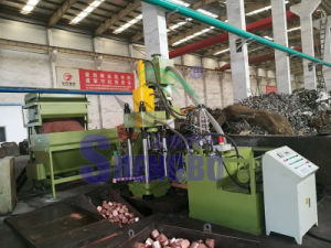 Automatic Metal Swarf Briquette Machine (CE) pictures & photos