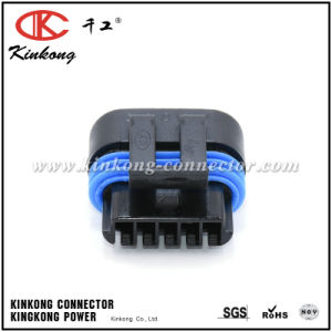 5 Pin Waterproof Female Connector for Automotive pictures & photos