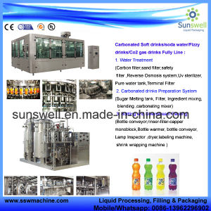 CO2 Gas for Soft Drinks Machine pictures & photos