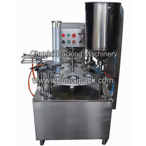 Milk Yogurt Rotary Type Filling -Sealing Machine (KIS-900) pictures & photos
