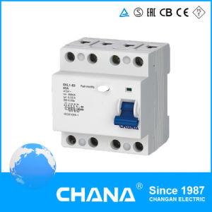 Residual Current Circuit Breaker (Electro-magnetic Type) RCCB with TUV Approval pictures & photos