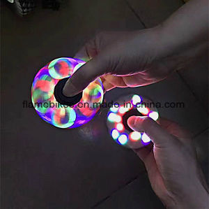 Toy Light Hand Spinner with 608 Hybrid Ceramic Spinner pictures & photos