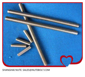 Thread Rod (DIN975) DIN976 Stainless Steel 304, 316 pictures & photos