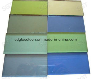 Art Tinted Glass for Decorating Building pictures & photos
