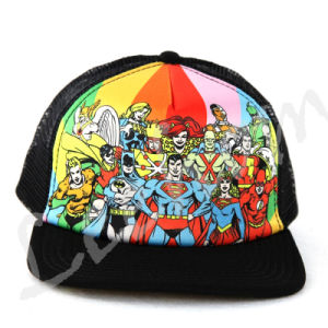(LSN15002) Custom Snapback Cap with Transfer Print pictures & photos