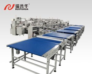 Zp100 Flow Packing Machine for Food pictures & photos