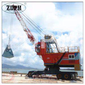 Harbor Single Jib Portal Crane for Barge Handling pictures & photos
