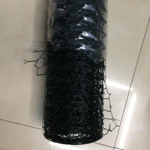 Hexagonal Wire Mesh in PVC Coated pictures & photos