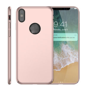 High Quality PC Phone Case Cover for iPhone X pictures & photos