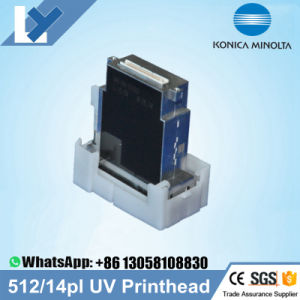 Original New Konica Minolta Km512 Mh 14pl Printhead UV for Allwin Human Jhf Liyu Taimes Xuli Myjet Printer Konica 512 14pl Head pictures & photos