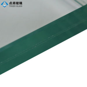 Double Triple Panel Architectural Glazing Laminated Glass pictures & photos