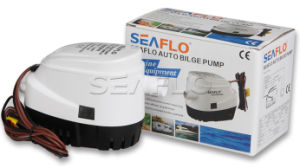 Micro Water Pump Seaflo 12V 750gph Automatic Bilge Pumps for Marine Bilge Water Pump System pictures & photos