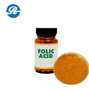 Food Grade Feed Grade Pharma Grade Folic Acid pictures & photos