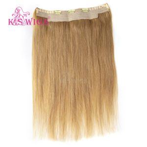 Wholesale Price Top Grade Brazilian Virgin Hair Flip in Hair Extension pictures & photos