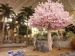 Artificial Plants and Flowers of Peach Tree Gu-SL278122925 pictures & photos
