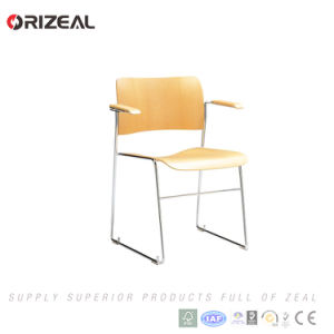 Modern School Chair with Arm, Wholesale School Chair China pictures & photos