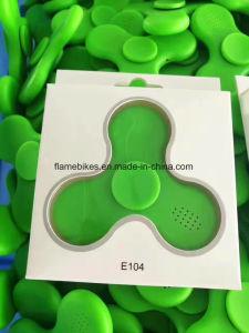 Bluetooth Speaker LED Light Flash Toy Cube Tri Fidgit Finger pictures & photos