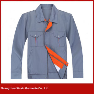 Manufacture High Quality Fashion Protective Garments for Winter (W122) pictures & photos