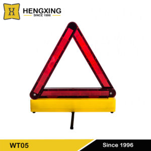 LED Warning Triangle, Foldaway LED Warning Triangle (HX-WT05)
