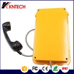 IP66 VoIP Weatherproof Telephone Koontech SIP Industrial Telephone pictures & photos