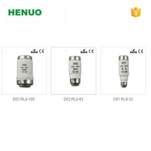 Rl8-32, Rl8-63, Rl8-100 D0 Screw-Type Fuse pictures & photos