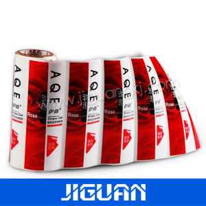 Roll Cmyk Printed Waterproof Self Adhesive Sticker pictures & photos