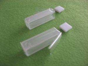 Standard Quartz Cell Cuvette with Teflon Stopper pictures & photos