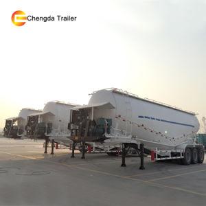3 Alxe 35m3 Dry Bulk Cement Tank Bulker Tanker Semi Trailer pictures & photos