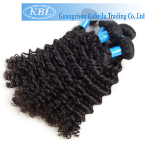 100% Brazilian Deep Curly Virgin Hair (KBL-BH-CW) pictures & photos