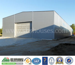 Prefab Designed Steel Structure Workshop Shed pictures & photos