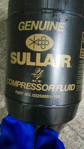 Rotary Air Compressor Mineral Engine Oil 02250051-153 Sullair 24kt pictures & photos