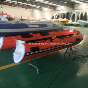 2017 Ce Certificate Rib Boat 3.5m with YAMAHA 4stroke 20HP Motor pictures & photos