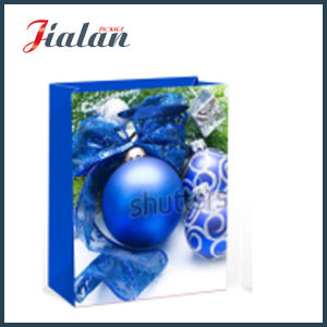Matte Lamination Printed Cheap Gift Packing Christmas Promotion Bag pictures & photos