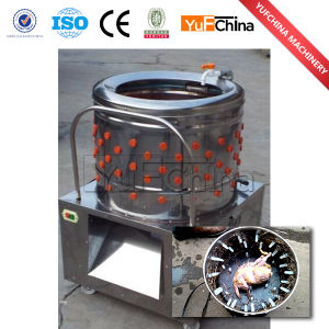 Ce Approved Poultry Plucker with Large Capacity pictures & photos