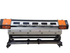 2.2m UV Printer Two Heads Dx5 Dx7 Indoor Outdoor Flex Banner Advertising Printing Machine pictures & photos