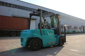 5ton Electric Forklift pictures & photos