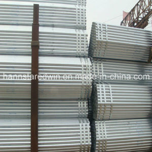 Galvanized Steel Pipe/Welded Steel Tube Use on Building and Industry pictures & photos