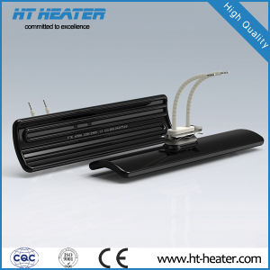 245*60mm Black Ceramic Infrared Heater pictures & photos