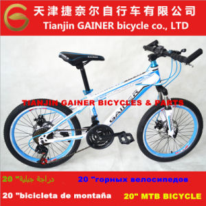 "Tianjin Gainer 20"" MTB Bicycle Fashionable Design pictures & photos"
