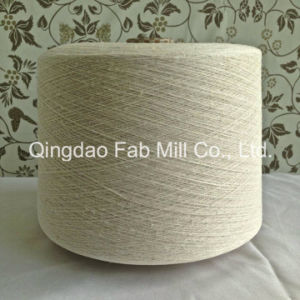 Hemp Organic Cotton Blended Yarn for Weaving and Knitting pictures & photos