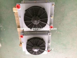 Mobile Oil Cooler with Fan and Shround pictures & photos