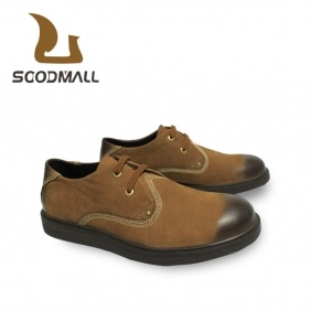 Hot!New Shopping,Soodmall,Mens Genuine Leather Shoes,Fashion Daily Casual Anti-Fur Leather Footwear