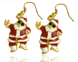 Christmas Jewelry/Christmas Earring/Christmas Father (XER13377) pictures & photos