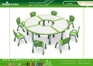 Kaiqi Kindergarten Furniture Tables and Chairs pictures & photos